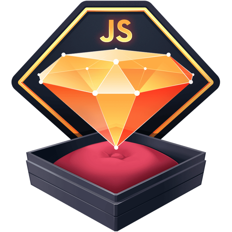 Data Structures and Algorithms in JavaScript Logo